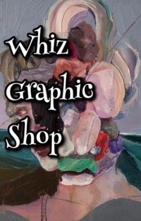 Whiz Graphic Shop by WriterKidWhiz
