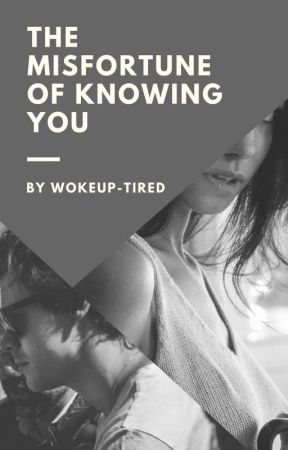 the misfortune of knowing you // h.s. au by wokeup-tired