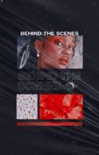BEHIND THE SCENES ♔ ❪ BEN HARDY. ❫ by sebasstan