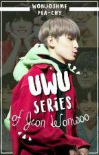 UwU Series of Jeon Wonwoo  by pea-chy