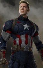 Captain America x Reader by thatweirdgirl246