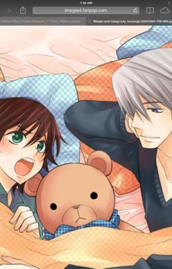 Junjou Romantica~ Misaki Sick (ON HOLD SORRY)