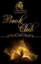 Majestic Inc Book Club [OPEN] by MajesticIncAwards