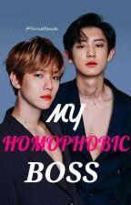 MY HOMOPHOBIC BOSS{CHANBAEK} by TriziaMinseok