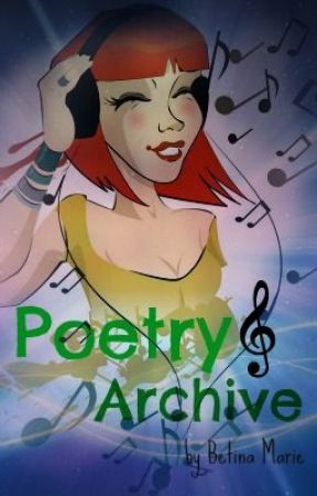 Poetry Archive by jericonation