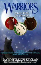 Tales From The Broken {COMPLETE} by DawnfireOfSkyClan