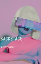 Backstage // The Vlog Squad by Thrimalia