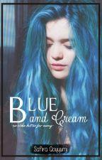 Blue & Cream by safiraxsqi