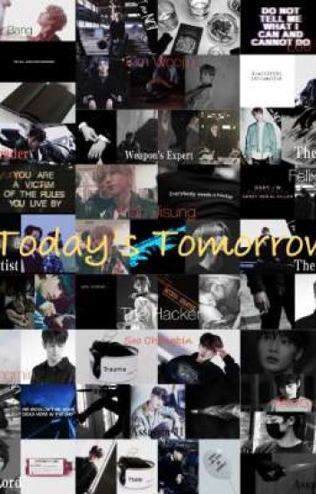 Today's Tomorrow (Stray Kids Gang AU)