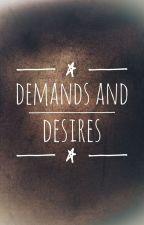 Demands And Desires: Poetry by Speedylucas
