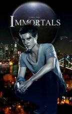 Immortals (Completed and Unedited) by JamieBlackmarr