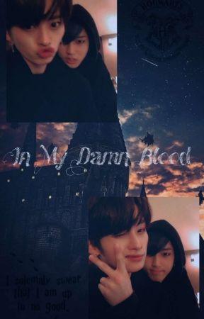 In my damn Blood  [Minsung - HP AU] by phi_jiji