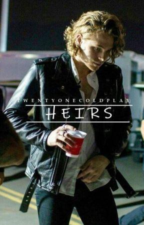 heirs; hemmimgs, irwin. by twentyonecoldplay