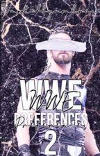 WWE Preferences 2 by WantedByAmbrose