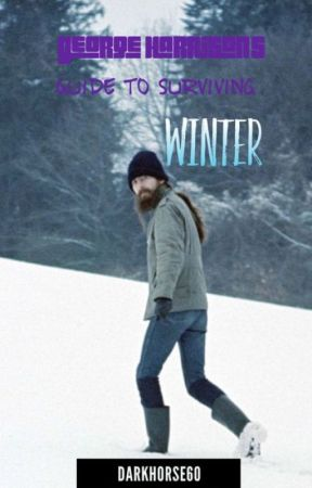 George Harrison's Guide To Surviving Winter by darkhorse60