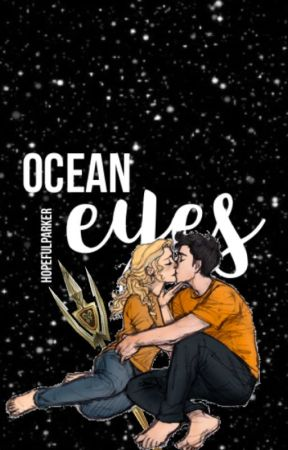 ocean eyes || Percy Jackson (HoO) by HOPEFULPARKER