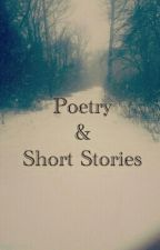 My collection of poetry and short stories by Brok3nSaviour