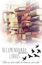 Recomendando libros. by isaurabizzle