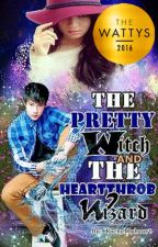 The Pretty Witch and The Heartthrob Wizard   #Wattys2016 People's Choice Winner by rochellyheart