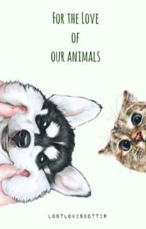 For the Love of Our Animals by LostLokisdottir