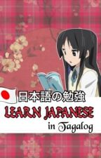 LEARN JAPANESE (TAGALOG) by WjSensei