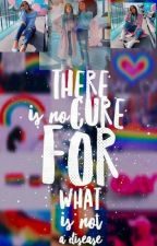 THERE IS NO CURE  FOR  WHAT IS NOT A DISIASE by RaquelLeon0