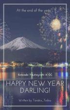 Happy New Year,Darling || Sawada Tsunayoshi x Oc  by AyumuChan04