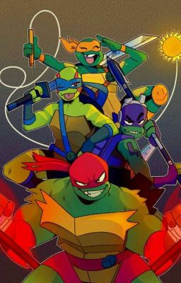 Rise of the Teenage Mutant Ninja Turtles - ONESHORTS - Lyne/MarySue