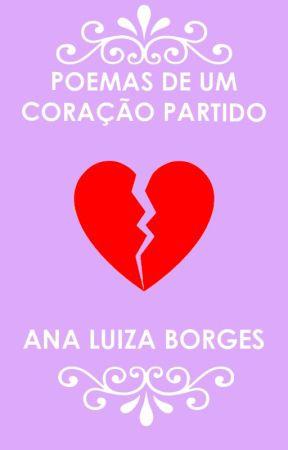 Poemas de um coração partido by AnaBorges25