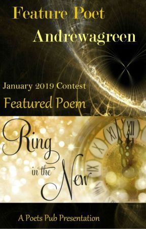 Welcome to the New Year - January Contest by PoetsPub