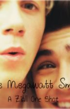 The Megawatt Smile (A Ziall One Shot OR a Drabble) by babyfacesweetheart