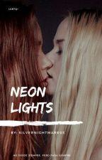 Neon Lights  by SilverNightmare_03