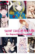Secret Class of the Elite: My Hero Academia Fan Fiction by CreepyLullaby102