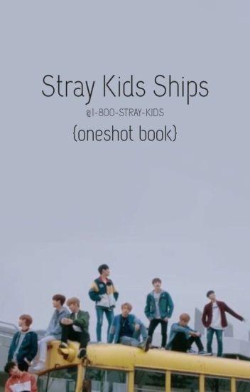 Stray Kids Ships Oneshots