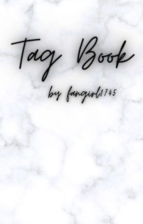 Tag book by fangirl1745
