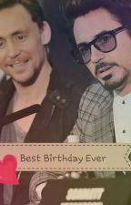 Best birthday ever (Tom Hiddleston and Robert Downey Jr.) by DixySmart