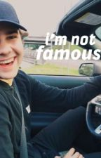 I'm not Famous // David Dobrik by thefreckledfox_