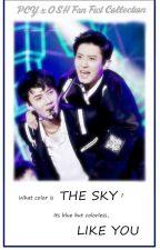THE SKY (CHANHUN) by aejeongee