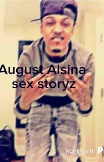 August Alsina Sex Stories