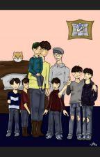 ATEEZ Family by kpopamillion