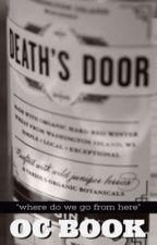Death's Door | OC BOOK by XiuRagon