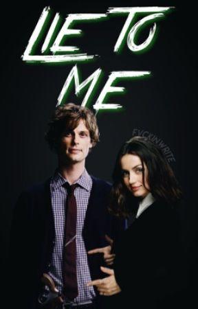 Lie To Me {S. Reid} by fvckinwrite