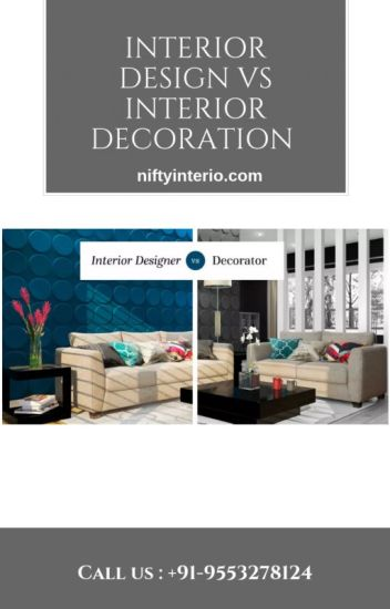 How An Interior Designer Is Different From An Interior