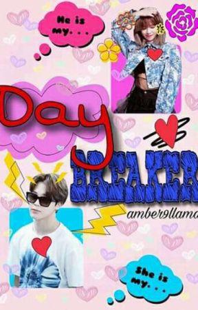 Day Breaker | P.JM & Y.JY by amber9llama