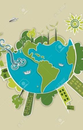 MY GREEN WORLD by BintangKusumaAbdilla