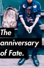 The anniversary of Fate. by MargauxDebove