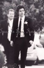 Forced to Marry Harry Styles by larrysnowflakes