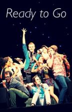 Ready to Go: A Very Starkid Fanfiction by juliemorell