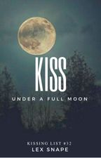 Kiss under a Full Moon by Lex_Snape