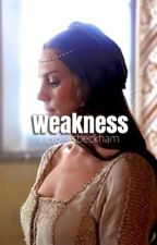 WEAKNESS | R.STARK by victoriasbeckham